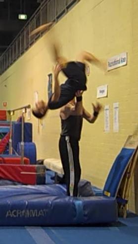 Sydney Acrobatics School Coming to Hiscoes