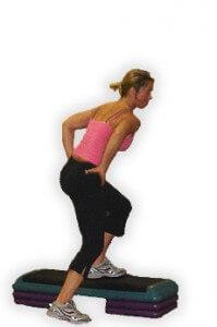 step_aerobic
