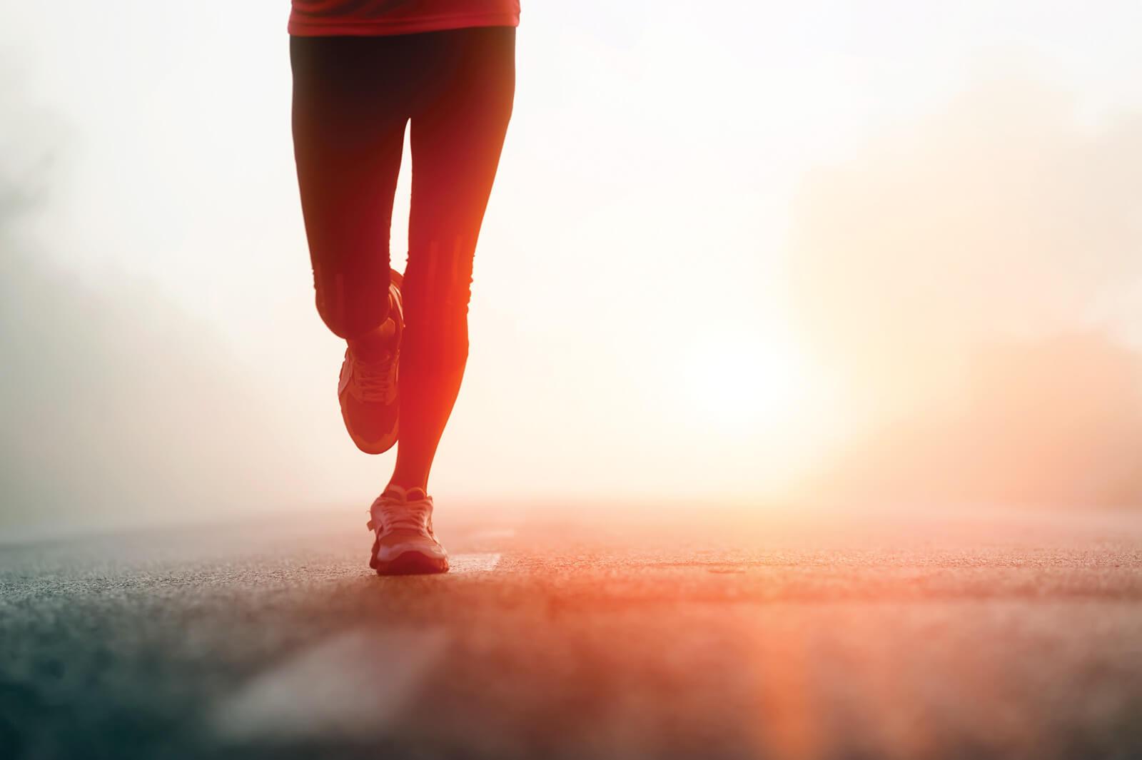 10 Reasons to start running