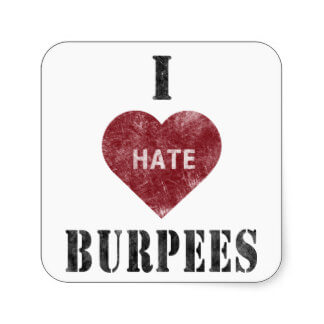 Burpees – why we love (to hate) them