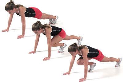 Cardio finisher workout