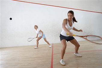 Seven reasons to start playing squash