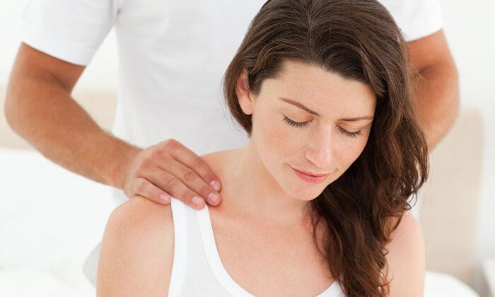 Did someone day FREE massage? I'll take that…