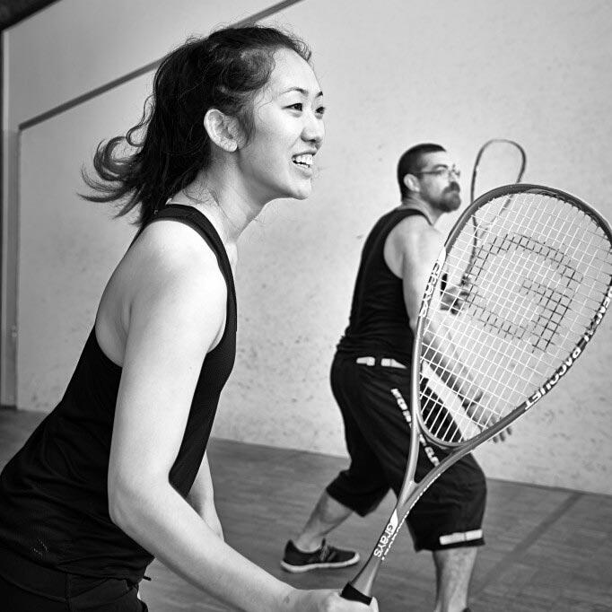 squash court hire
